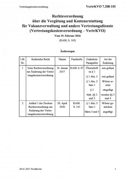 7.208-101 Vertretungskostenverordnung