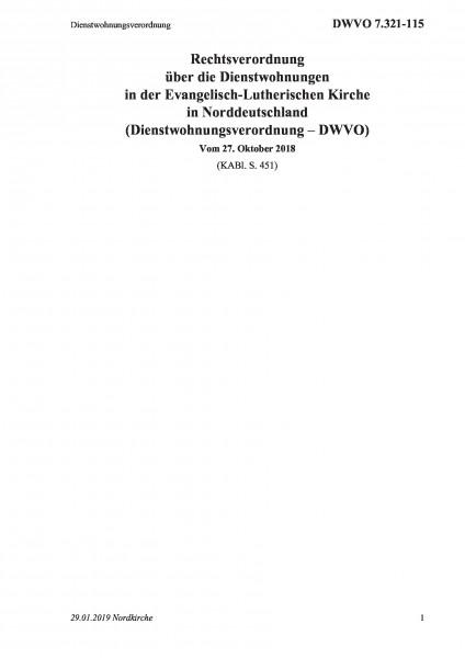 7.321-115 Dienstwohnungsverordnung