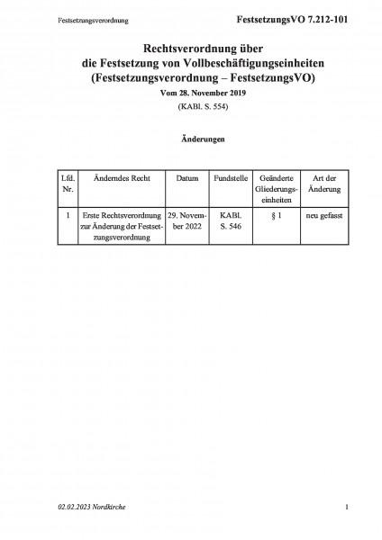 7.212-101 Festsetzungsverordnung