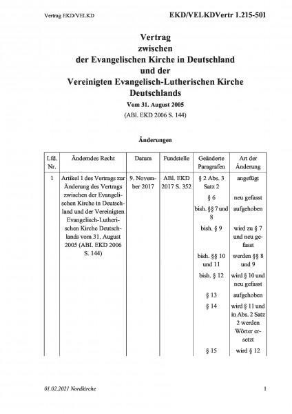 1.215-501 Vertrag EKD/VELKD