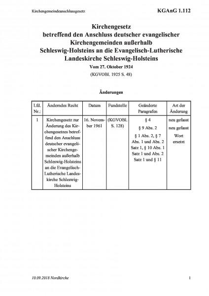 1.112 Kirchengemeindeanschlussgesetz