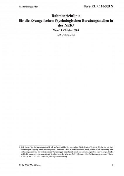 4.110-509 N RL Beratungsstellen