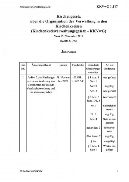 1.117 Kirchenkreisverwaltungsgesetz